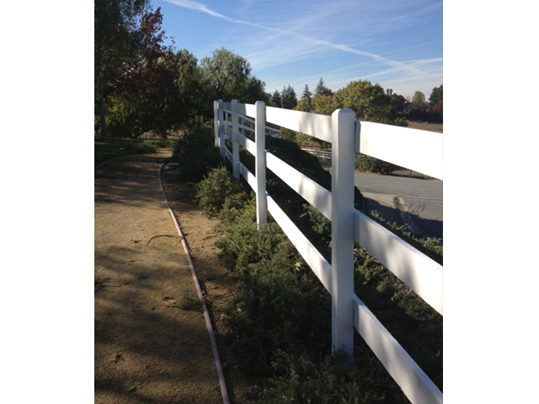 Emerald State Painting-Almaden Fence-2