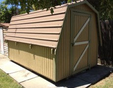 Timber Shed Renovation